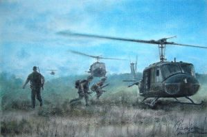 vietnam war by czochanska