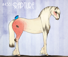 4381 SOS Rapture by SilverOakStables