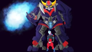 Grendizer by 6Thereaper