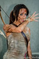 Anime Expo 2013 Lara Croft by CosplayMedia