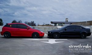 SVT Focus and M3 by FarorePhotography