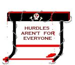 Hurdles arent for everyone by WeirdBugLady
