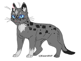 CLOSED Warrior cat adoptable by L1lly-flow3rX