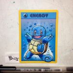 Squirtle Altered Card by Shinku15