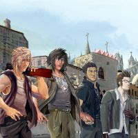 Noctis and Co resubmit by Vzamm