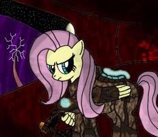 Dead Space by FlutterAnderson