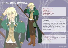 CAMERON BRIDGE by Mizuffy