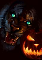Are you ready for Halloween? by SalamanDra-S