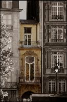 The smallest house in Paris by Yousry-Aref