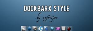 DockBarX Style for AWN by rafeviper