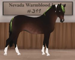 Nevada Warmblood 311 CLOSED by BRls-love-is-MY-Live