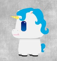 Unicorn Flash animated Mythological Creatures by Alba-R-Luque