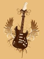 Stratocaster by Florianvo