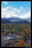 Durango View by DarthIndy