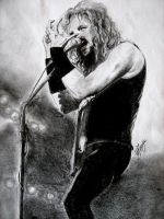 Mr. James Hetfield by ladykuolema