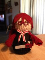 Grell Sutcliff from Black Butler by Tirrivee