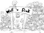 Wall 'O Dink by jallen327