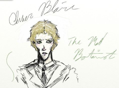 Oliver Blair (Sketch) by TheGirlInTheTeapot