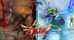 The Legend of Zelda Skyward Sword by shad0w8