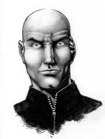 Metabaron Sketch by BrunoBull