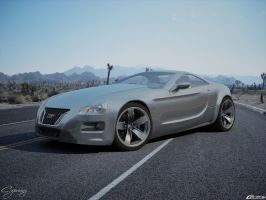 Audi aQa concept 6 by cipriany