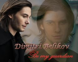 Dimitri Belikov by jaquelinedemarco