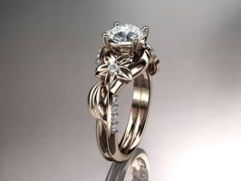 Sarah's Wedding Ring by TheNewFireDancer