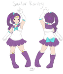 Sailor Rarity Concept by indi-dere