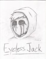 Eyeless Jack by SuperLorelei