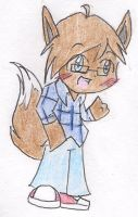 Yet another Chibi Eric by CreamPuff-Pikachu