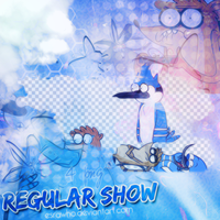 Regular Show PNG Pack. (9) by esrawho
