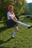 Orihime lol by maya-misare