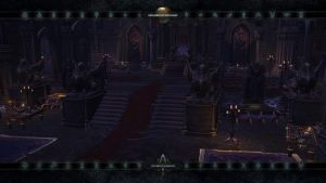 Locations II #25: The Royal Quarters by Holyknight3000
