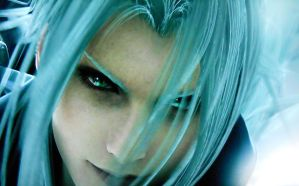 Pretty Sephiroth 2: 'I'm coming for you' Style by DaikiniSan