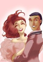MPGiS - Happy Couple by ZOE-Productions