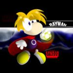 Rayman in the Night light by SynDuo