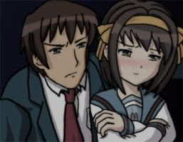 Stupid Kyon by DKLreviews