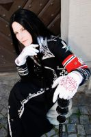 Trinity Blood - Isaak by Franky-chan