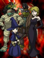 MNT Gaiden - Halloween 2006 by Tigerfog