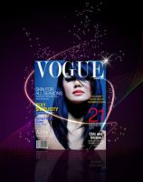 Cover Vogue by Oceandeep76
