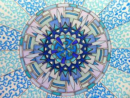 circle card 63 by Lou-in-Canada