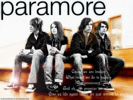 Paramore by linkinDarkShadow