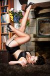 pin up retro vintage by TheComtesseLea