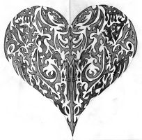 A New Heart Design by greenwalled1