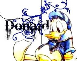 Donald Duck by LaDy-MaRveL