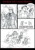 RE5: Seven Minutes by Xiao-Fury