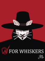 W for Whiskers by MariAnrua