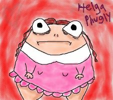 Helga Phugly by popsicle-shaker