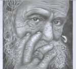 Old man 3 by costage