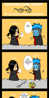 Itachi and Kisame-Insight by LadyQuintessence